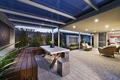Alfresco Living - Homebuyers Centre Bohemian Display Home - Banjup, WA Australia