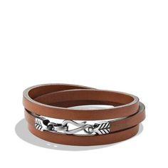 Chevron Triple-Wrap Bracelet