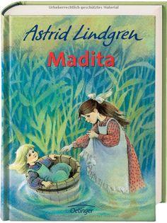 Madita Gesamtausgabe: Astrid Lindgren,