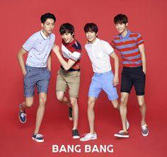 CNBLUE for Bang Bang