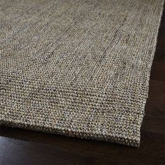 """Durable and versatile, our sisal rugs are an excellent way to dress up high-traffic living areas.  Crafted of natural sisal fiber in a warm almond hue, this beautiful rug has a latex backing to prevent sliding.<br /><br />Order rugs (up to 6'x9') on-line and pickup in a <a href=""""/stores/list-state.aspx"""">store near you</a>. It's fast, easy and free.<br /><br />For 8'x10' and larger rugs, order on-line and arrange a convenient warehouse pick-up or delivery.<br /><br /><NEWTAG/><ul><li>100%…"""