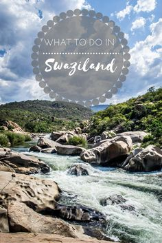 WHAT TO DO AND WHERE TO STAY IN SWAZILAND! It's the tiny African country with a huge heart! The people are warm, fiercely proud and friendly. Swaziland itself is a stunning country and despite it's small size, offers an array of different landscapes!