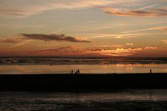 Das UNESCO- Weltnaturerbe Wattenmeer Im Sonnenuntergang - so schön ist´s bei uns...