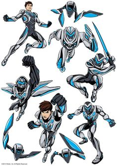 44faca4d75 Max Steel Character Sheet » Character Art Sheet » Licensed » Pre-Designed  Edible Cake