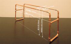 銅製ドリッパースタンド(ds02-no01)
