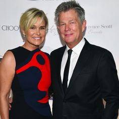Pin for Later: Yolanda and David Foster Are Divorcing After 4 Years of Marriage