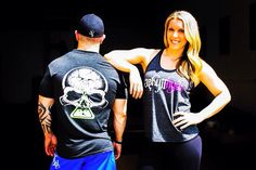 Chem X available in both men and women's. www.jekyllhydeapparel.com