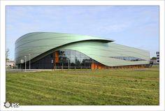 Stade d'athlétisme Robert Poirier - Archi Chabannes et Partenaires