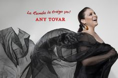 """Any Tovar y su nuevo disco """"La Rumba la traigo yo""""   A Son De Salsa"""
