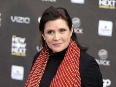 17 times Carrie Fisher handled the world with eloquence and bluntness. | RIP, Carrie--you were a true princess.