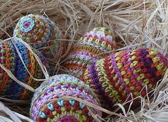 Gratis Haakpatroon Paaseieren Katia Cotton Cord   de Breiboerderij