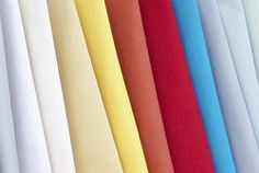 An unsurpassed collection of color options for your table linens = Bodrum at Terrestra.