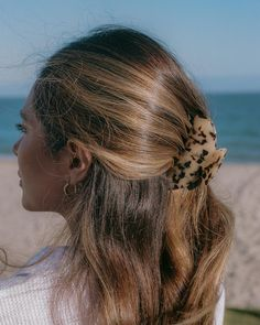 Clip Hairstyles, Cute Hairstyles For Medium Hair, Pretty Hairstyles, Medium Hair Styles, Curly Hair Styles, Long Face Hairstyles, Wedding Hairstyles, Corte Y Color, Good Hair Day