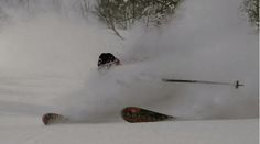 The Daily Pow: a deep-snow segment for the hall of fame. http://www.adventure-journal.com/2014/12/the-daily-pow-carving-your-signature-deep/