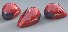 3D Printed Olympics Cycling Helmets. Team Great Britain Olympic Cyclists Fitted with 3D Printed Helmets.