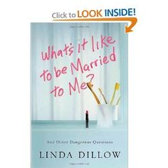 This book is AMAZING!  It walks you through what it would be like to be married to yourself...what your husband sees, what God expects of us as wives, Biblical scriptures to back it up, and tons of in depth exercises to help you change.  I can not say enough FABULOUS things about this book.  I recommend it to ANY married woman.