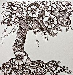 Mehndi Art