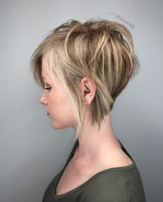 25 Cutest Short Layered Hairstyles for Messy Hair - Best Short Haircuts