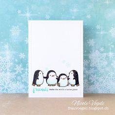 Harry Potter Birthday Cards, Holiday Cards, Christmas Cards, Happy Birthday Art, Mama Elephant Stamps, Birthday Card Drawing, Bday Cards, Cards For Friends, Creative Cards