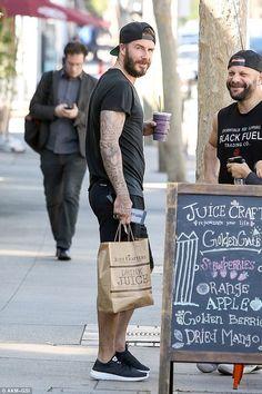Summer Style : [All Season]メンズセレブファッション David Beckham~ディビット・ベッカム - NAVER まとめ