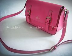 Kate Spade Essex Scout | Brilliant Pink