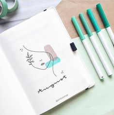100+ Bullet Journal Ideas that you have to see and copy today! 318 Bullet Journal August, Bullet Journal Title Page, Bullet Journal Cover Ideas, Bullet Journal Lettering Ideas, Bullet Journal Notebook, Bullet Journal School, Bullet Journal Inspo, Bellet Journal, Bullet Journal Minimalist