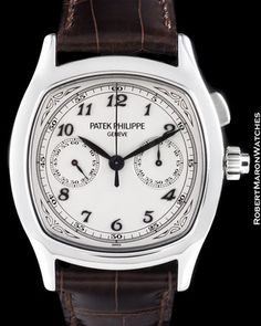 Patek Philippe 5950 A Split Seconds Chronograph Steel Grand Complication New | eBay