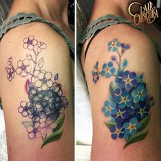 Finally, my cover up at Clair Obscura! Very Happy!!!