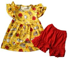eb39b30039d Boutique baby girl clothes rose printing tops and icing ruffle shorts baby  girl giggle moon remake clothes set