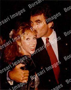 Tom Selleck Actor with Jillie Mack