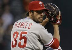 Tonerock Sports :: Phillies Cole Hamel Throws his 1st No Hitter