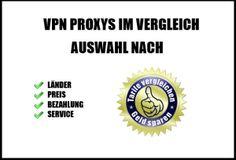 VPN Proxys im Vergleich die besten Provider