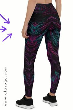 This is our premium yoga pants. You will definitely love the shape and feel!! Stylish, durable, super comfy yoga leggings that you must have in your wardrobe. Purple Gym Leggings, Yoga Leggings, Yoga Pants, Sporty Style, Active Wear For Women, Festival Wear, Dance Outfits, Casual Chic, Casual Outfits