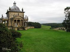 Temple of the Four Winds, Castle Howard ~ Yorkshire England