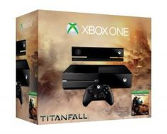 Game Console Xbox One Console - Titanfall Bundle #Game Console #Xbox One