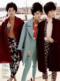 Not Your China Girl | Post | Baby_Love_1960s_Style_Editorial_in_V_Magazine