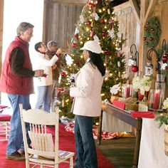 Christmas Party Ideas - party girl wants to have a party.  Think about guessing games for kids (e.g. ornaments, etc.) - have dance area for kids with Christmas music