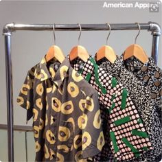 American Apparel Nathalie Du Pasquier Winie Gown Labeled size XS/S American Apparel Dresses Midi