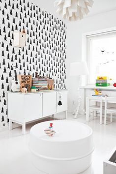 Our lovely wallpapers Spruce by Fine little day!