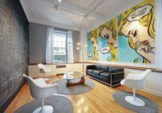 POP ART IN THE INTERIOR: 20 AMAZING IDEAS | Home Design Ideas