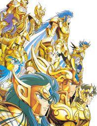 Resultado de imagem para saint seiya gold saints
