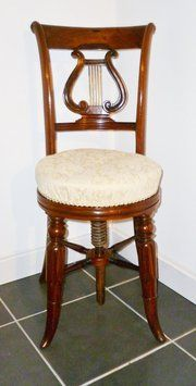 Cellist  or Piano Music Chair