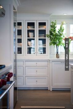So cool - Locally Grown with Manhattan Restaurateur, Ali Cayne | CHECK OUT MORE KITCHEN CABINET IDEAS AT DECOPINS.COM | #kitchencabinets #kitchen #cabinet #kitchencabinet #kitchencabinets #kitchenstorage #pantry #pantries #storage #antiquecabinet #bluecabinet #purplecabinet #pinkcabinet #blackcabinet #whitecabinet #redcabinet #greencabinet #yellowcabinet