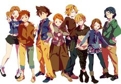 It's time for another adventure .. #Digimon #DigimonAdventureTri http://myanimelife.com #myanimelife
