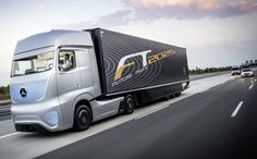 One benefit of self-driving trucks is a lower cost of goods. #AutonoMobility