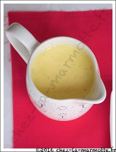 Crème anglaise   Marmotte cuisine !