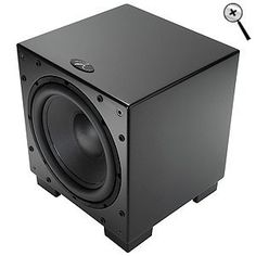 MartinLogan Dynamo 1000 12-inch Wireless Ready Subwoofer (Single, Black) by Martin. $995.00. True high-end performance. Home-friendly aesthetics. And power, lots of power! In a nutshell, that's the incredible Dynamo 1000 subwoofer. Dramatic bass detail and bass attack, superb extension and room-shaking output ensure a music and home theater experience like no other subwoofer in its class can deliver. Features include a 500-watt RMS, 1,000-watt peak amplifier a...