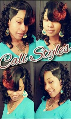 cali hair styles sew in weave for black side sew in 8719