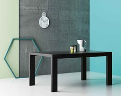 Perla Table - top in wood - by IMPERIAL LINE