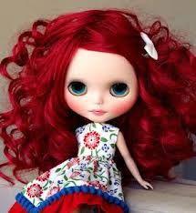 Resultado de imagem para beautiful blythe doll